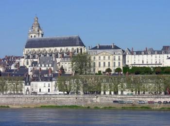 La ville de Blois